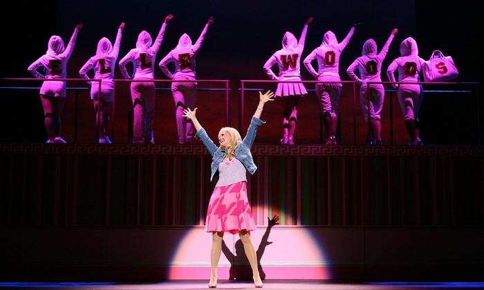 "Legally Blonde The Musical - Levoy Theatre: ""Legally Blonde The Musical"" at Levoy Theatre on June 19–28 (Up to 40% Off)"
