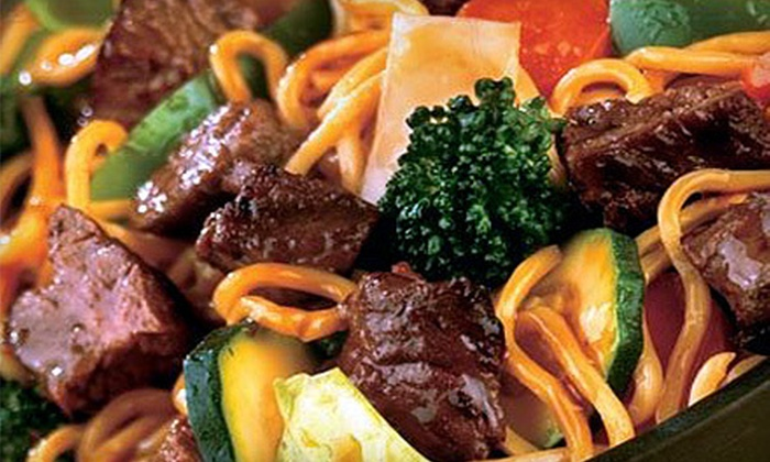 Samurai Sam's Teriyaki Grill - Spring Valley: $6 for $12 Worth of Japanese Food and Drinks at Samurai Sam's Teriyaki Grill