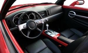 Eco Mobile Krak: Pranie tapicerki z ozonowaniem auta od 89,99 zł w Eco Mobile Krak