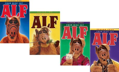 ALF Complete Series on DVD