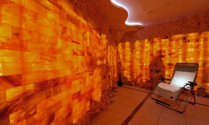 acc s la grotte de sel salina sel groupon. Black Bedroom Furniture Sets. Home Design Ideas