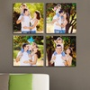 Personalized Square Canvas from Picture It On Canvas (Up to 89% Off)
