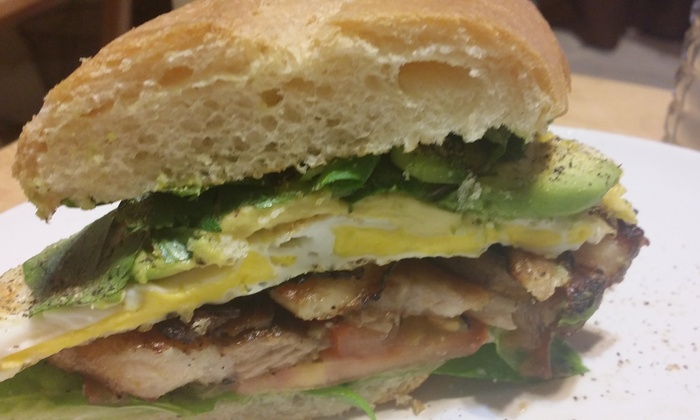 Serenity Baking Co. And Restaurant - Athens: $6 for $10 Worth of Casual American Food — Serenity Baking Co. and Restaurant