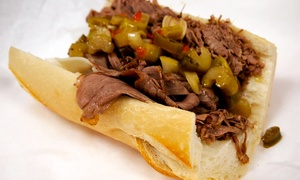 Luke's Chicago Style Italian Sandwiches:  $16 for 2 Groupons, Good for $16 Worth of Food at Luke's Chicago Style Italian Sandwiches ($32 Value)