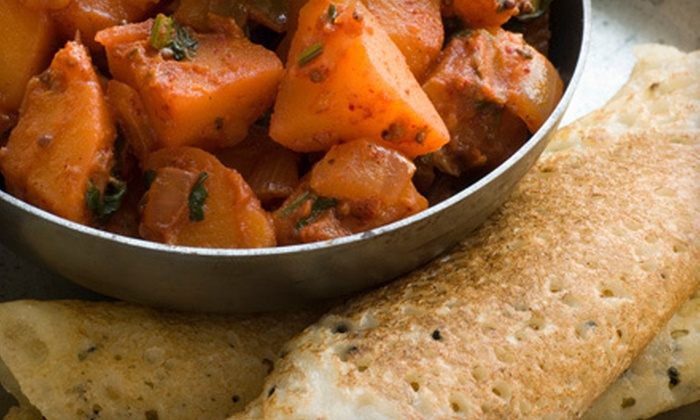 Curry Leaf Fine Indian Cuisine - Brookdale: $15 for $30 Worth of Indian Fare and Drinks at Curry Leaf Fine Indian Cuisine in Naperville