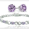 Up to 88% Off February Birthstone Jewelry