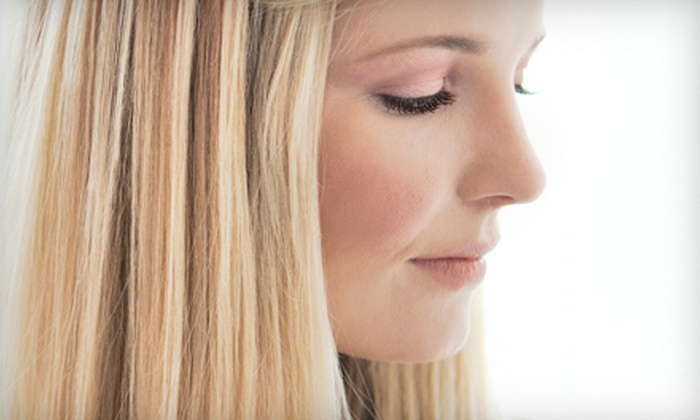 L'amor Paul Mitchell Focus Salon - Grand Lake: Haircut and Color Packages at L'amor Paul Mitchell Focus Salon (Up to 62% Off). Three Options Available.