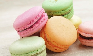 ATL Macarons: $10 Off One Dozen Macarons And 3 Fruit Tarts at ATL Macarons