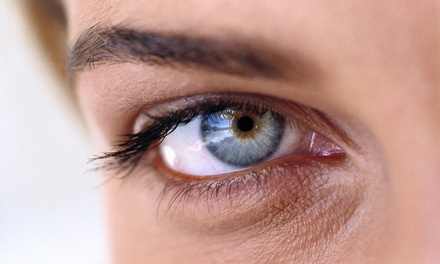 $2,499 for LASIK or PRK Surgery for Both Eyes at Carolina Eye Cataract & Laser (Up to $4,200 Value)
