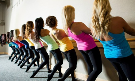 5 or 10 Classes at Pure Barre (Up to 63% Off)