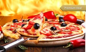 Nudelhaus No 1: 3-Gänge-Menü mit Pizza, Pasta oder Salat für Zwei oder Vier im Nudelhaus No. 1 ab 17,90 €
