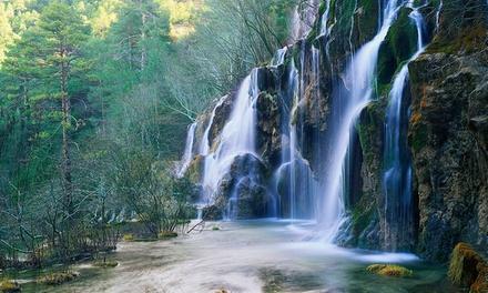 Serranía de Cuenca: 2, 3, 4 o 5 noches en cabaña para 2, 3 o 4 personas en Alojamientos Turísticos La Utrera