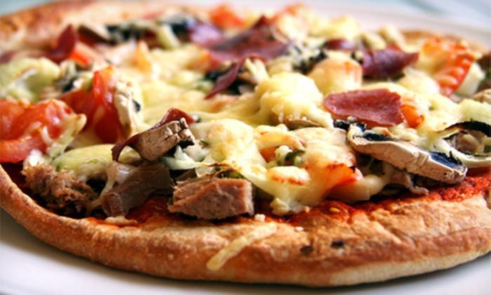 Waterboro House of Pizza - Waterboro: $20 for $40 Worth of Pizza, Pasta, and Calzones at Waterboro House of Pizza