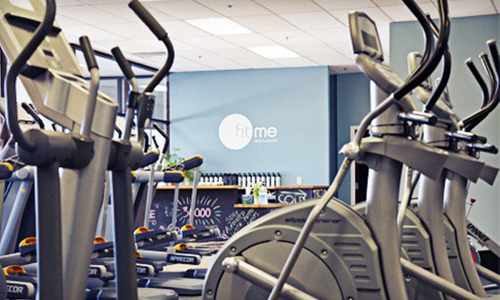 FitMe Wellness - Northeast: One- or Three-Month Gym-Membership Package with Fitness Assessment and Rewards Credits at FitMe Wellness (Up to 57% Off)