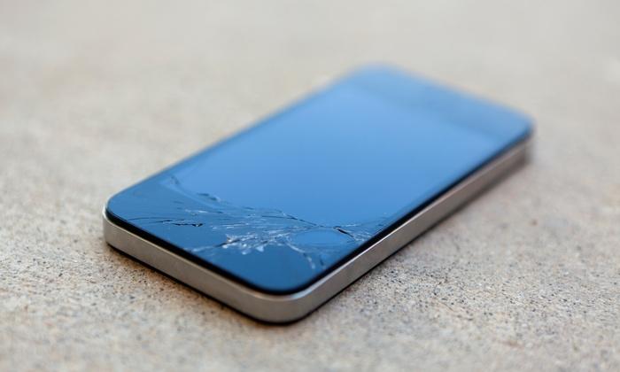MAC PHONE REPAIR - Theater District - Times Square: Up to 53% Off Cell Phone/Tablet Screen Repair at MAC PHONE REPAIR