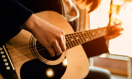 Guitar For Beginners Online Course with Skill Success (89% Off)