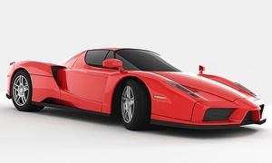Dream Drive: Conduite de 20 minutes en Ferrari F458 Italia pour 1 personne à 59,90 € avec Dream Drive
