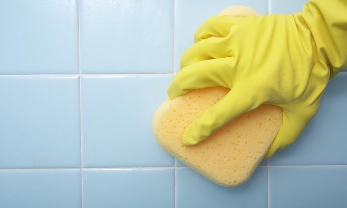 Dust In Time Cleaning Services - Topeka / Lawrence: Two Hours of Cleaning Services from Dust In Time Cleaning Services (60% Off)