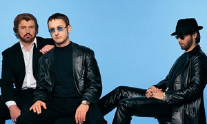Australian Bee Gees: The Australian Bee Gees at Excalibur Hotel and Casino Through January 2, 2016 (Up to 46% Off)