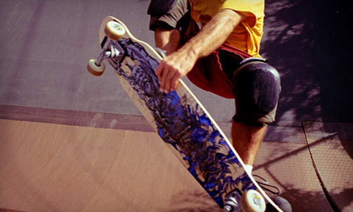 306 Hip Hop Sk8 Shop - Regina: One Week, One Month, or Three Months of Skate-Park Visits at 306 Hip Hop Sk8 Shop (Up to 58% Off)