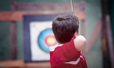 1-Hour Private Archery Lesson or One Hour of Range Time for One or Two at Archery Addictions (Up to 48% Off)