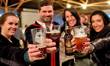 Brewery Tour Souvenirs for One or Two at Wild Heaven Craft Beers (Up to 35% Off)
