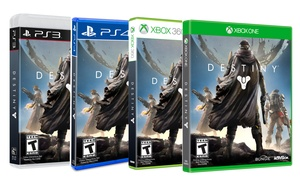 Destiny for PS3, PS4, Xbox 360, or Xbox One