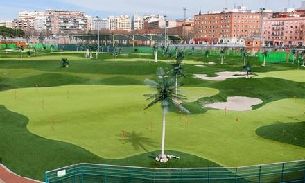 Curso intensivo de pádel y golf