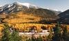 Izaak Walton Inn - Essex, MT: Stay at the Izaak Walton Inn in Glacier National Park, MT. Dates into May 2015.