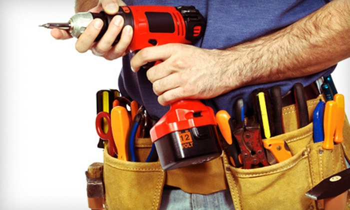 CB DESIGN - San Jose: 2, 4, or 10 Hours of Handyman Services from CB DESIGN in Mountain View (76% Off)