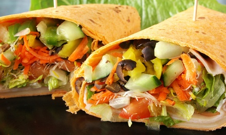 Healthful Dinner for Two or Four at Carrot Express (Up to 40% Off)