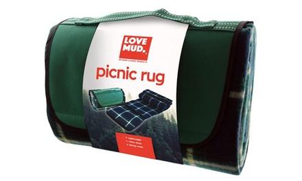 Picnic Camping Beach Rug