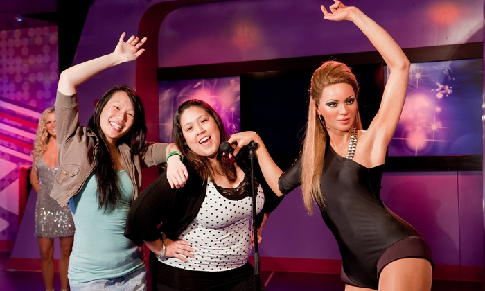 Madame Tussauds Hollywood - Madame Tussauds Hollywood: $18 for Admission to Madame Tussauds Hollywood ($29.95 value)