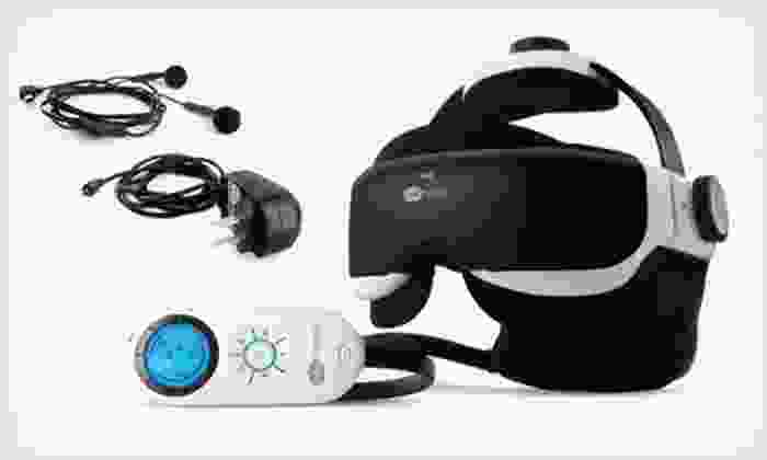 Pure Therapy Head and Eye Massager: $99 for a Pure Therapy Head and Eye Massager ($299.99 List Price). Free Shipping.