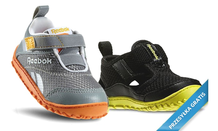 5177b9bb339 Dziecięce sandałki Adidas i Reebok ...