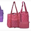 $9.99 for a Sachi Insulated Folding Tote 2-Pack