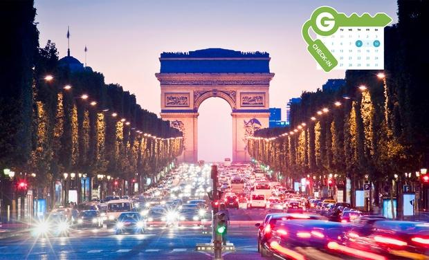 Hotel romance malesherbes paris ile de france groupon for Groupon hotel paris