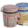 Earthenware Coffee Canister with Scoop