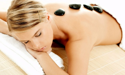 50-Minute Swedish Massage with Optional 50-Minute Hot Stone Massage at Debra Haller Massage (Up to 41% Off)