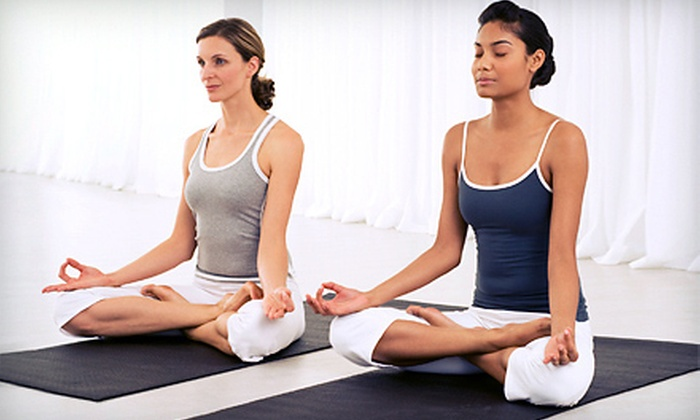 Zanti Power Yoga - West Greenville: $49 for One Month of Unlimited Classes at Zanti Power Yoga ($130 Value)