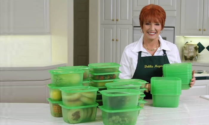 Debbie Meyer GreenBoxes and GreenBags (74-Piece Set)