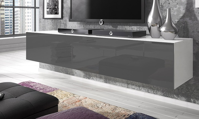 Up To 72 Off Rocco Floating Tv Unit Groupon