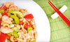 Capital Asian Buffet - Townhomes of Shadow Glen: $10 for Two Dinner Buffets or $20 Worth of Japanese and Chinese Cuisine at Capital Asian Buffet