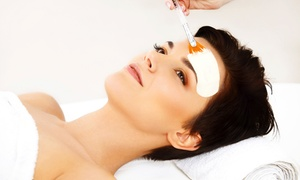 Kosmetikstudio Beauty & Balance: Gesichtsbehandungnach Wahl inkl. Augenbrauenkorrektur im Kosmetikstudio Beauty & Balance (bis zu 52% sparen*)