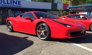 Planet Motor Sport: Fino a 8 giri su Porsche, Ferrari o Lamborghini o Ferrari 458 Italia (sconto fino a 79%)