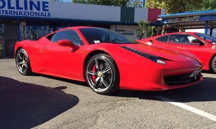 Fino a 8 giri su Porsche, Ferrari o Lamborghini o Ferrari 458 Italia (sconto fino a 79%)