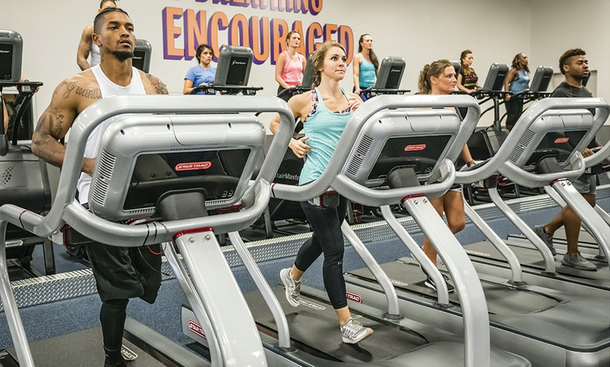 Membership With Fit3d Body Scan Crunch Fitness Groupon