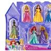 Disney Princess Little Kingdom MagiClip Set (7 Dolls)