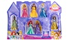 Disney Princess Little Kingdom MagiClip Set (7 Dolls): Disney Princess Little Kingdom MagiClip Set (7 Dolls)
