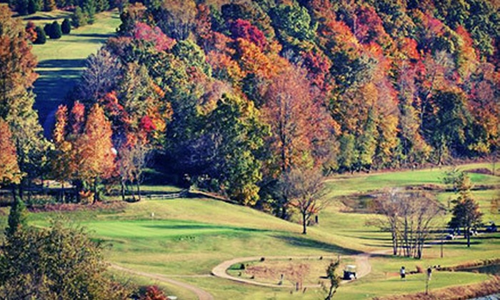 Highland Rim Golf Course - 2: 18-Hole Round of Golf with Cart Rental and Range Balls for Two or Four at Highland Rim Golf Course (Up to 61% Off)